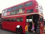 Londra 52 numaralı otobüs