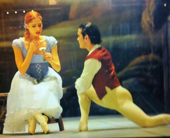 Giselle ve Albrecht