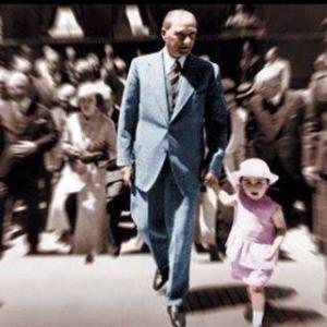 Atatürk , çocuk ve etkinlik İstanbul