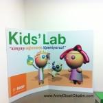 Basf Kids'Lab, Çocukla deney yapıyorum, deney etkinliği