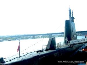 Uluçalireis denizaltisi